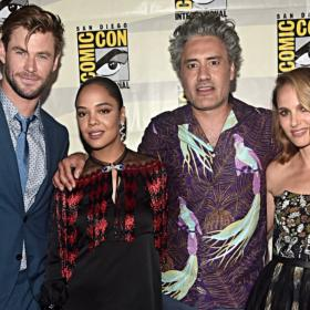 Chris Hemsworth,Hollywood,Taika Waititi,Thor: Love And Thunder