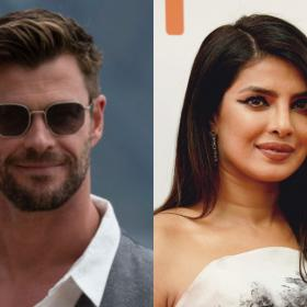 Chris Hemsworth,Priyanka Chopra Jonas,Hollywood