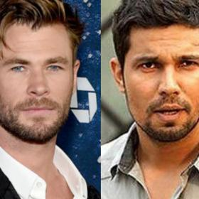 Randeep Hooda,Chris Hemsworth,Hollywood,Extraction