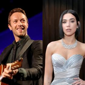 coldplay,Dua Lipa,Hollywood,Foo Fighters' 'Times Like These'