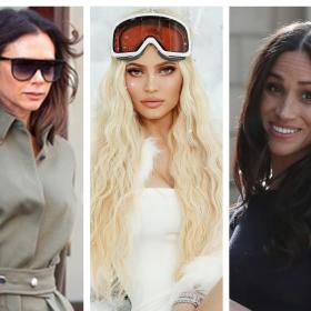 Celebrity Style,victoria beckham,Kylie Jenner,Duchess of Sussex,Dua Lipa,Megan Markle,cow print,animal print