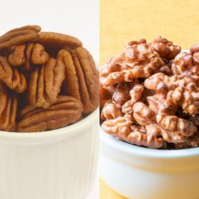 walnuts,Health & Fitness,Pecans,Snacking Nuts