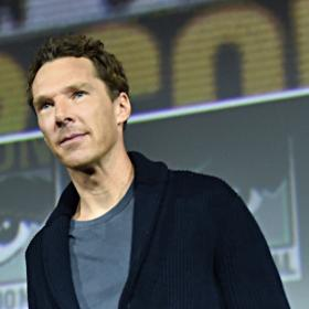 Benedict Cumberbatch,Hollywood,Doctor Strange In The Multiverse Of Madness