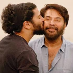 Mammootty,Dulquer Salmaan,South