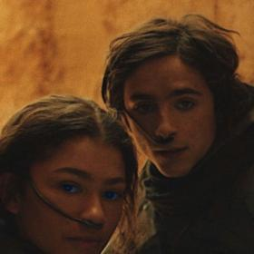 Timothee Chalamet,zendaya,Hollywood,Dune