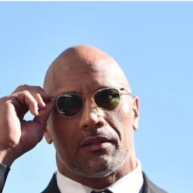 Dwayne Johnson,donald trump,Hollywood,Black lives matter