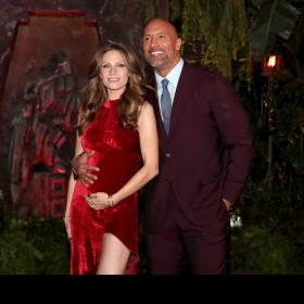 Dwayne Johnson,Hollywood,Lauren Hashian,Coronavirus