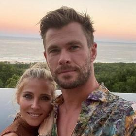 Chris Hemsworth,Elsa Pataky,Hollywood