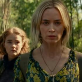 emily blunt,Hollywood,A Quiet Place II