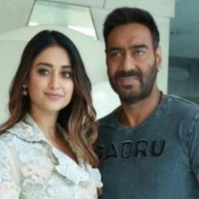 Ajay Devgn,Ileana D'Cruz,Exclusives
