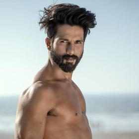 Shahid Kapoor,Exclusives,Jersey