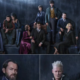 News,jude law,Fantastic Beasts,Fantastic Beasts: The Crimes of Grindelwald