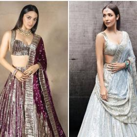 malaika arora,Kiara advani,Faceoffs,Fashion Faceoff