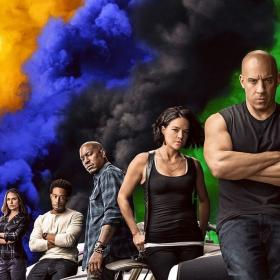 Vin Diesel,Michelle Rodriguez,Hollywood,Fast & Furious 9