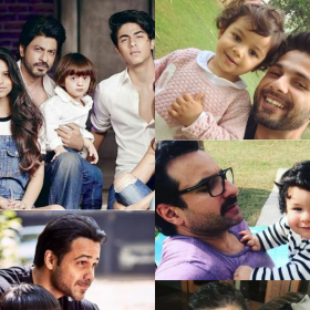 News,Shahid Kapoor,shah rukh khan,Father's Day