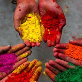 People,wishes,WhatsApp Messages,Holi 2020