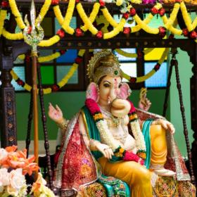 People,Coronavirus,Ganesh Chaturthi 2020
