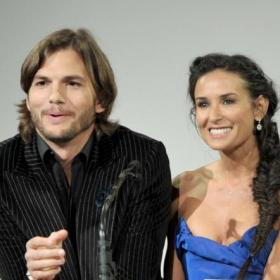 Ashton Kutcher,Demi Moore,Hollywood