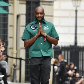 Celebrity Style,louis vuitton,Off White,Virgil Abloh
