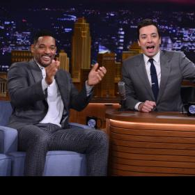 Will Smith,The Tonight Show Starring Jimmy Fallon,Hollywood