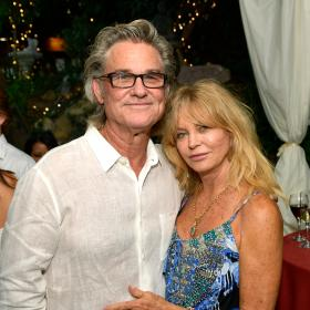 Goldie Hawn,Kurt Russell,Hollywood