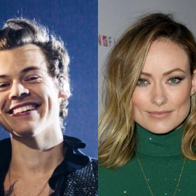 Harry Styles,olivia wilde,Hollywood,Don't Worry Darling