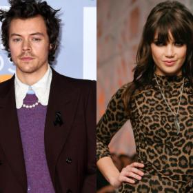 One Direction,Harry Styles,Hollywood,Daisy Lowe