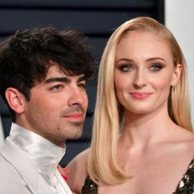 Sophie Turner,Joe Jonas,Hollywood,It's A Love Story