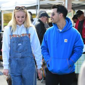 Sophie Turner,Joe Jonas,Hollywood,Willa Jonas