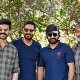 ram charan,jr ntr,RRR,South