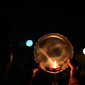 People,quotes,wishes,Karwa Chauth 2020