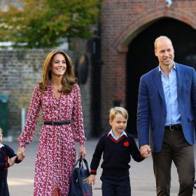 Kate Middleton,Prince William,Prince George,Princess Charlotte,Hollywood