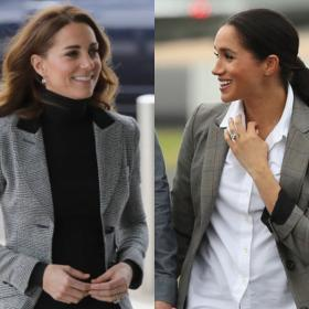 Celebrity Style,kate middleton,Meghan Markle,royal fashion