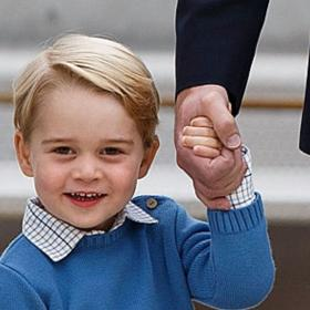 Prince George,Kate Middleton and Prince William,Hollywood