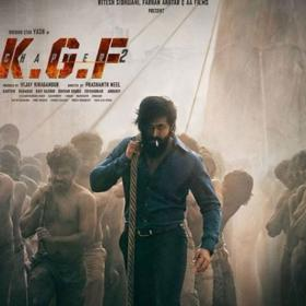Yash,KGF: Chapter 2,South