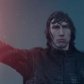 Hollywood,Adam Driver,Star Wars: The Rise of Skywalker,Kylo Ren