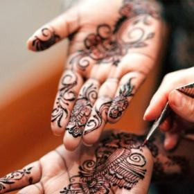 Weddings,Mehendi Designs