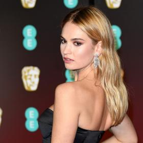 Hollywood,Lily James,Dominic West