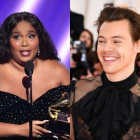 Harry Styles,BTS,Hollywood,Lizzo