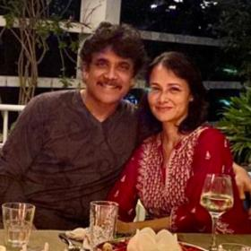 Nagarjuna,Amala Akkineni,South