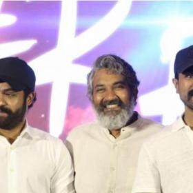 ram charan,SS Rajamouli,jr ntr,RRR,South