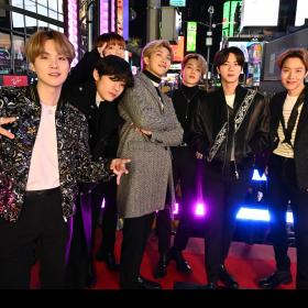 BTS,Hollywood,Map of the Soul: 7,FESTA 2020