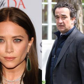 Hollywood,Mary Kate Olsen and Olivier Sarkozy