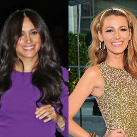 Celebrity Style,beyonce,blake lively,Meghan Markle