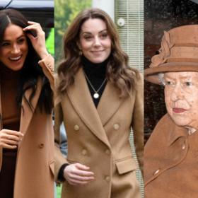 Celebrity Style,kate middleton,Meghan Markle,queen elizabeth,hidden message