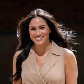 Celebrity Style,Meghan Markle,meghan markle style,meghan markle trench dress