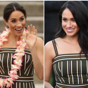 Celebrity Style,Meghan Markle,Outfit,royal tour