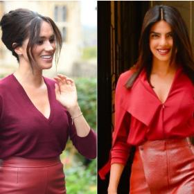Priyanka Chopra,Faceoffs,Fashion Faceoff,Meghan Markle