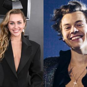 Harry Styles,Miley Cyrus,Hollywood