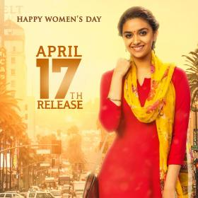 miss india,Women's Day,Keerthy Suresh,South